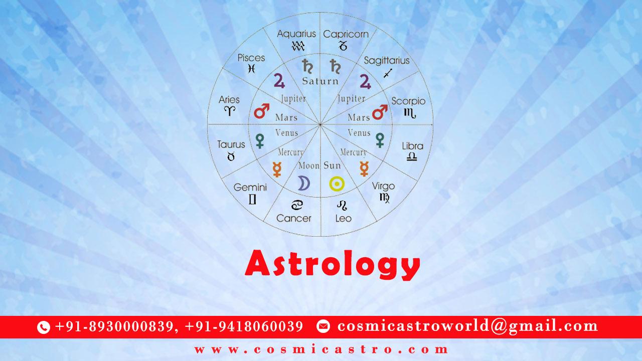 Scientific Astrology   Cosmic Astro
